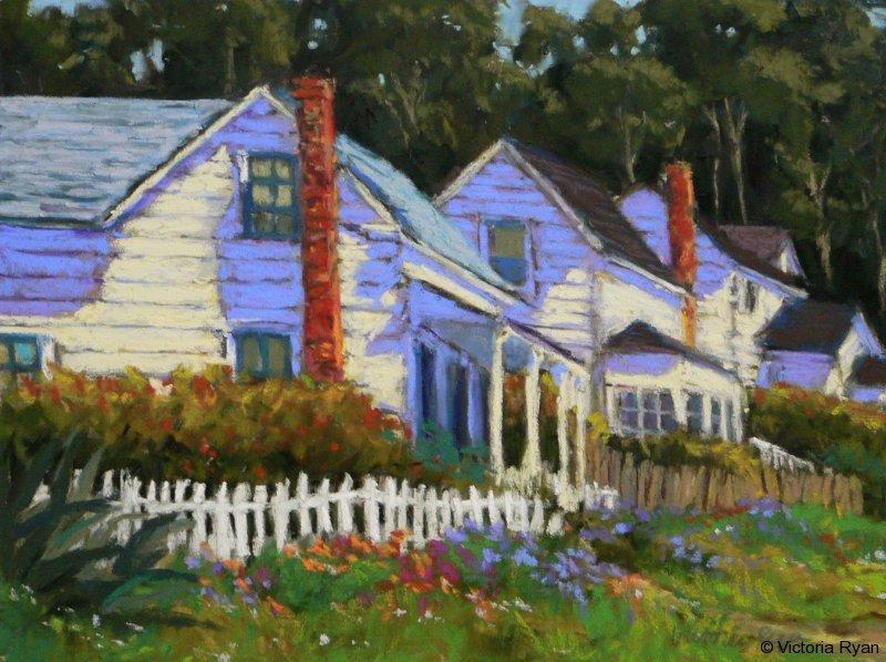 Little White Houses