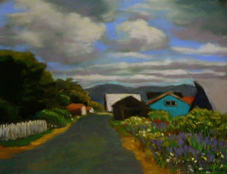 Rural Backroad